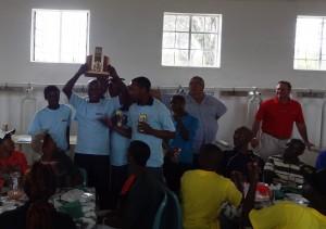 Winning Team 1